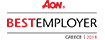 AON Best Employer 2018